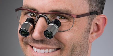 higher magnification loupes