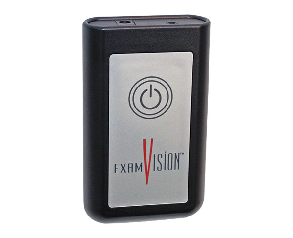 examvision xtend control unit