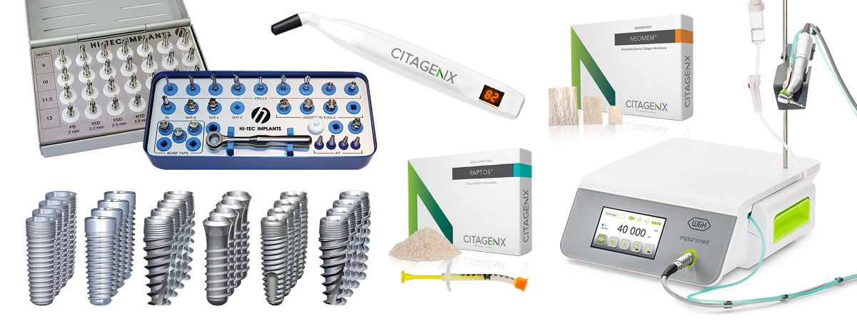 implantology strater kit